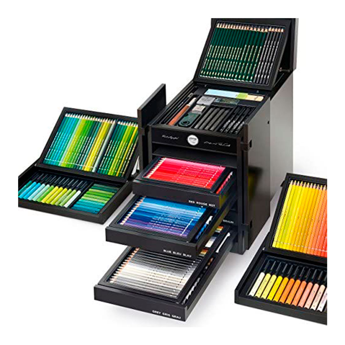 110051 FABER-CASTELL                                                | VALIJA COLECCION ART & GRAPHIC KARLBOX