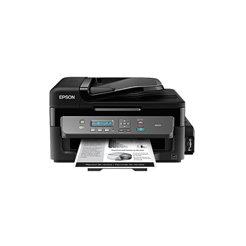 205000 EPSON                                                        | IMPRESORA M205 MULTIFUNCION WORKFORCE CONTINUO WIFI MONOCROMATICA
