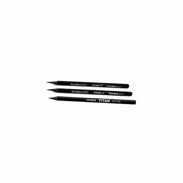 39106-6B LYRA                                                         | LAPIZ GRAFITO REMBRANDT TITAN 6B