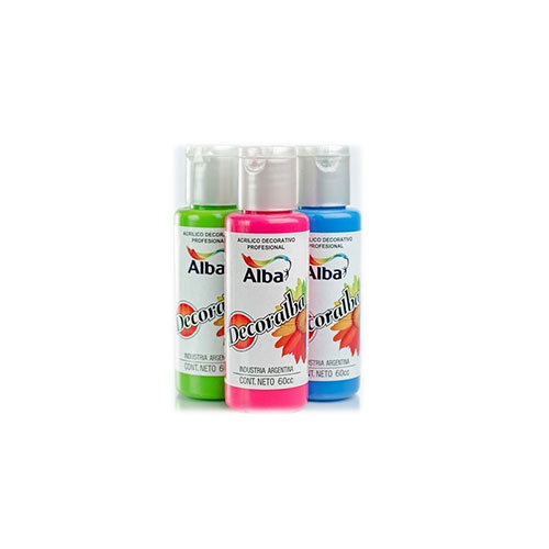 445360 DECORALBA                                                    | ACRILICO DECORATIVO PROFESIONAL 60ML