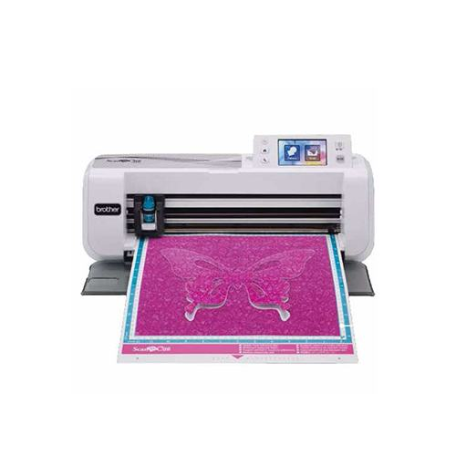 CM300 BROTHER                                                      | PLOTTER DE CORTE HOGAREÑO SCAN N CUT CM300