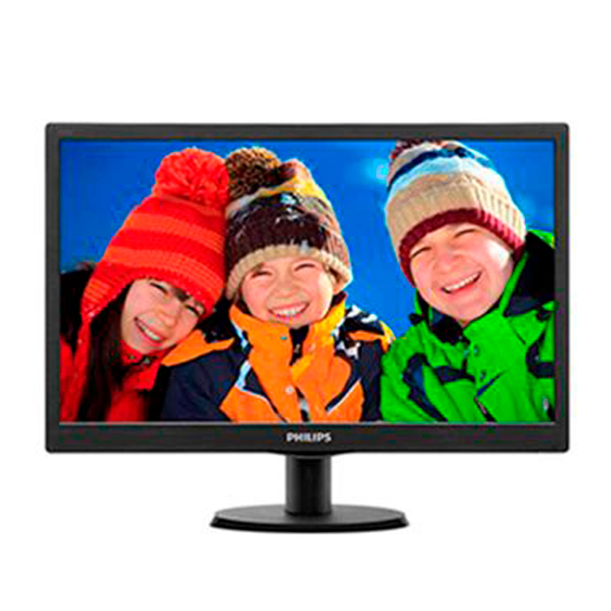 MONIPH193V PHILIPS                                                      | MONITOR 19´´ LED 193V5LSB2/77 FAP R-288-188
