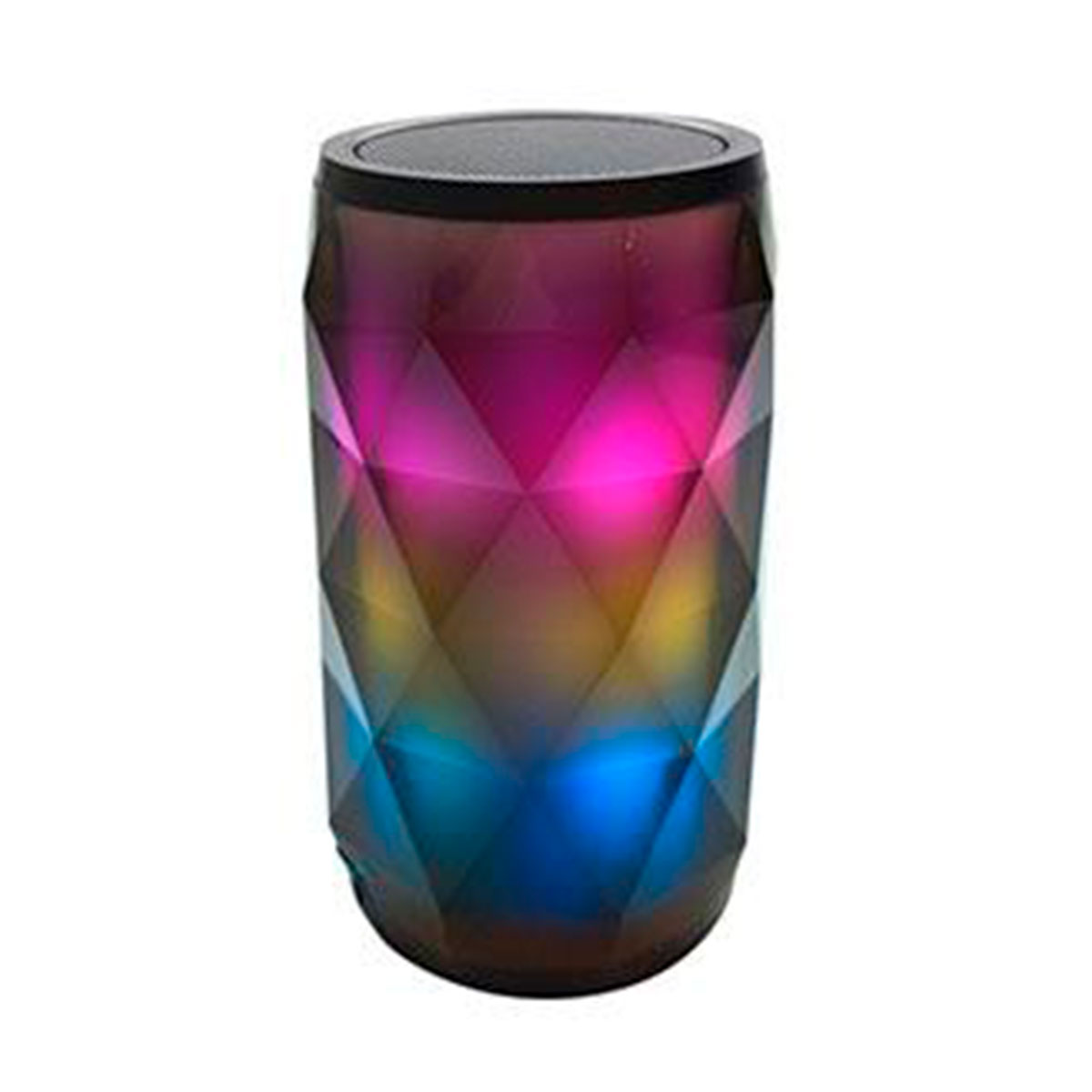 SPG-003 GTC                                                          | PARLANTE SPG-003 PORTATIL BLUETOOTH LUCES LED COLORES AUDIORITMICO