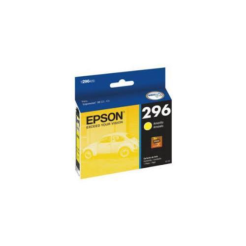 T296420 EPSON                                                        | CARTUCHO T296420-AL AMARILLO XP-231 / XP-431