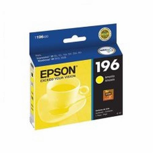 196420 EPSON                                                        | CARTUCHO T196420-AL AMARILLO XP-201/ XP-401 (HIGH CAPACITY)