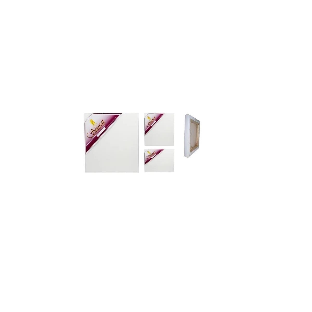 322020 SEURAT                                                       | BASTIDOR 20 X 20 CM TELA ESTUDIO GRANO FINO M-2 (2,5X3,5 CM)