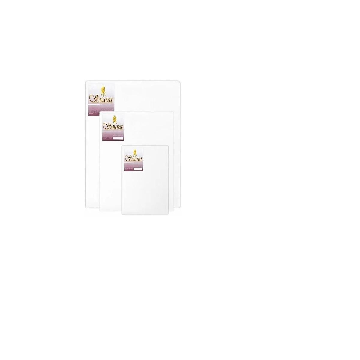433545 SEURAT                                                       | CARTON ENTELADO 35 X 45 CM HARDBOARD PREPADADO